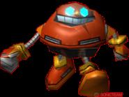185px-Eggman Robot
