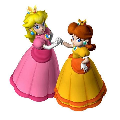 File:Daisy and peach.jpg