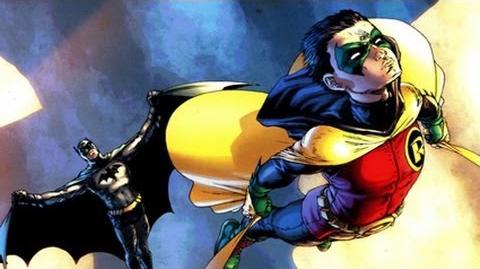 Superhero Origins Dick Grayson