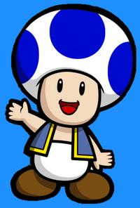 MarioMagicBlueToad