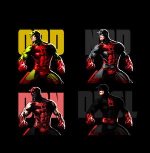 Daredevil palette