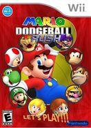 Mario Dodgeball Rush MDR