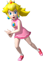 Peach Tennis Outfit