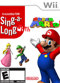 The Real Mario Singalong!