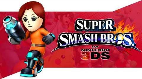 StreetSmash (Super Smash Bros