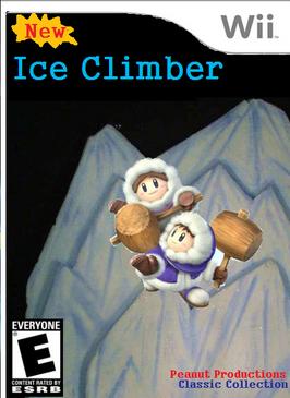 New Ice Climber box