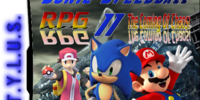 Sonic Speedball RPG II: The Coming of Chaos!