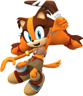Sonic boom new sticks render