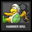 ACL -- Super Smash Bros. Switch assist box - Hammer Bro.