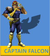 Captain FalconSSBGX