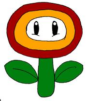 Giant Fire Flower