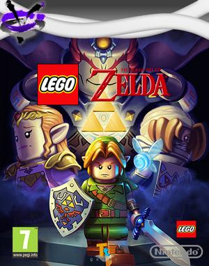 Lego legend of zelda v2
