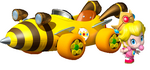 Baby Peach MK8U