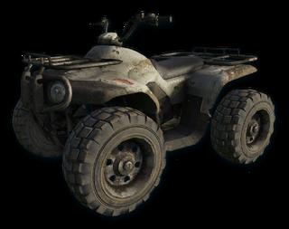 FC3 cutout quadbike