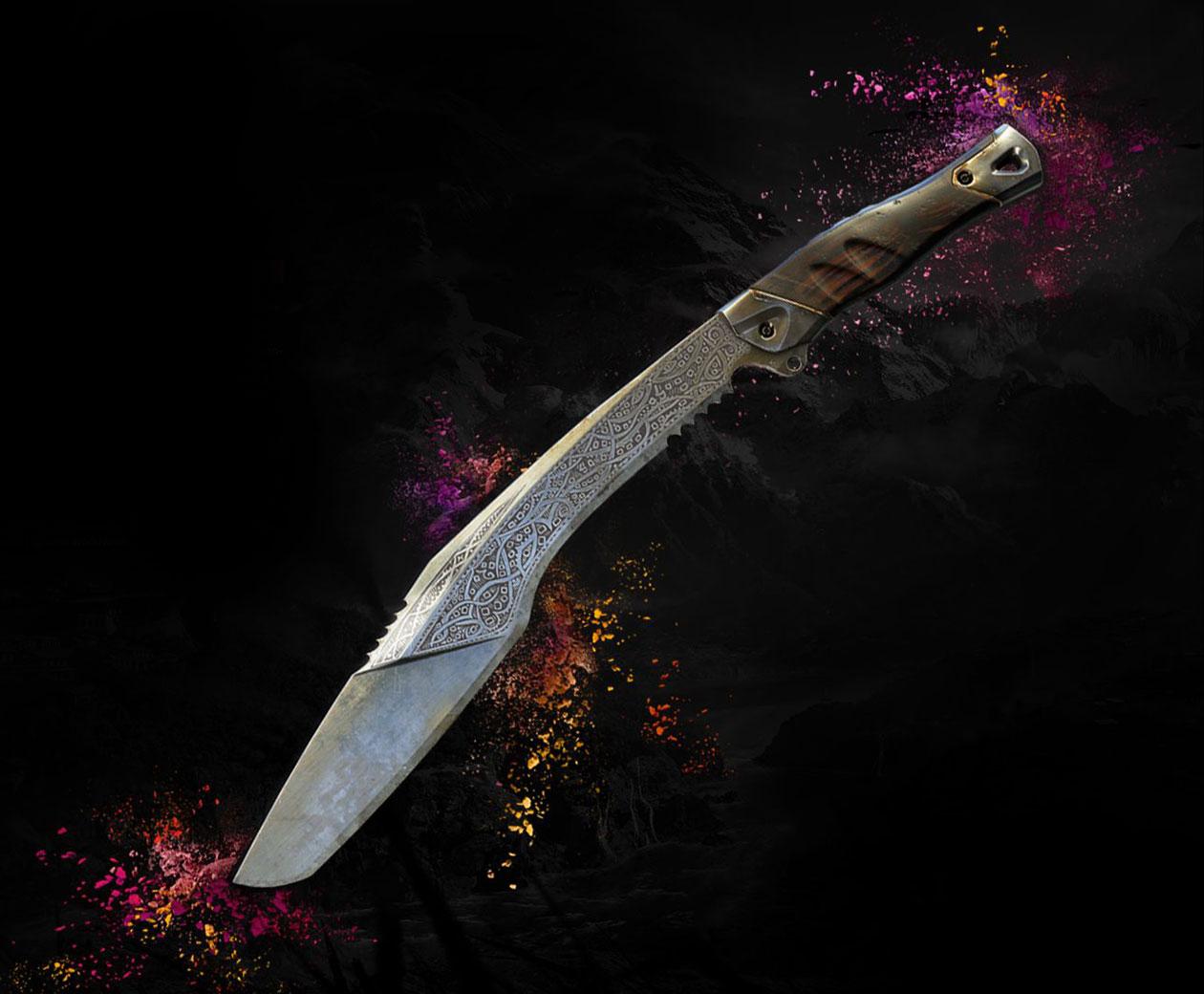 far cry new dawn knife wiki