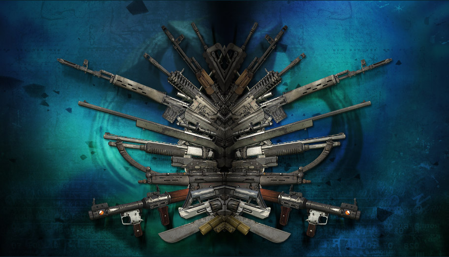 Far Cry Weapons Most Weapons in Far Cry 3