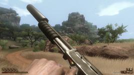 FC 2 silenced shotgun reloading