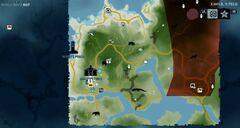 FC3 Map - Amanaki