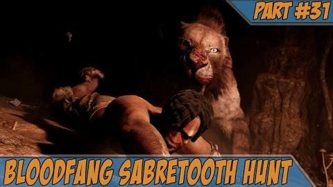 Far Cry Primal BloodFang Sabretooth Hunt 1080p 60HD Part 31