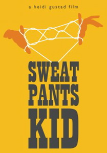 Sweatpants kid poster