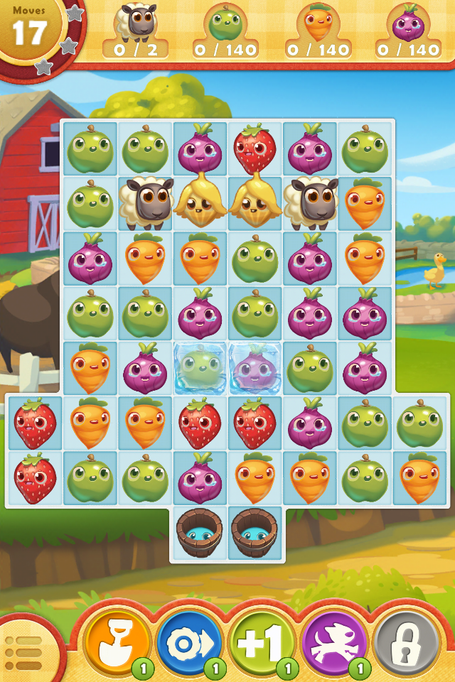 Farm heroes saga уровни