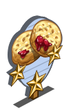 Barley Crumpets 3 Star Mastery Sign-icon