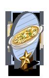 Cauliflower Gratin 1 Star Mastery Sign-icon