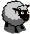 Light Grey Ewe-icon