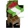 Raspberry Stall-icon