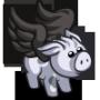 Majestic Black Pig-icon