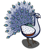 White Peacock-icon
