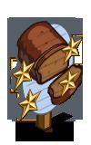 Pumpkin Bread 4 Star Mastery Sign-icon