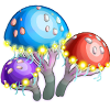 Jellyfish Mushroom-icon