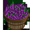 Purple Pod Peas Bushel-icon