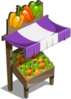 Multi-Colored Bell Pepper Stall-icon