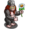 Peace Chimp-icon