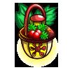 Mistletoe Lantern-icon