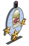 Fruit Wine 3 Star Mastery Sign-icon