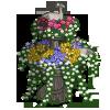 Flower Statue-icon
