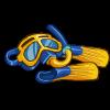 Scuba Dive Gear-icon
