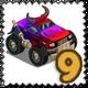 Road Hog Stamp-icon