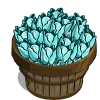 Snow Tulip Bushel-icon