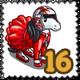 Motor Pony Stamp-icon