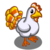 Candy Corn Chicken-icon