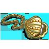 Diamond Clam Pendant-icon