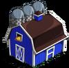 Blue Barn Barn Second