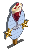 Red Currant Trifle 2 Star Mastery Sign-icon