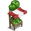 Square Melon Stall-icon
