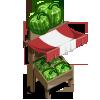 Square Melon Stall-icon