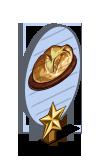 Bush Bread 1 Star Mastery Sign-icon